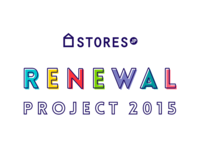 STORES.jp RENEWAL PROJECT 2015