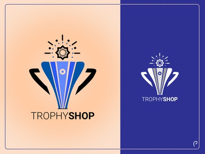 Trophy Shop Logo