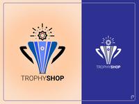 Trophy Shop Logo