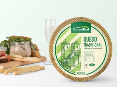 Campo Real - Rebrand