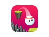 Chump - Game icon Design