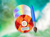 DVD Label Maker OSX icon