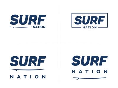 Surf Nation Logo