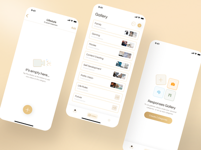 Reach — Where Stars meet their Fans modern ux design minimal userinterface user experience mobile ux ux ui web pwa royal rich luxury product design product mobile design mobile app design mobile ui mobile app mobile