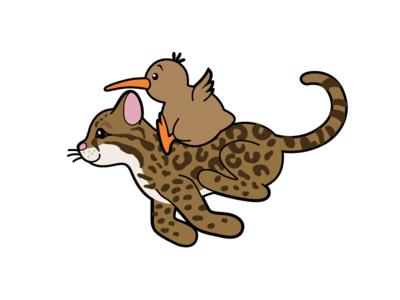 Ocelot! illustration
