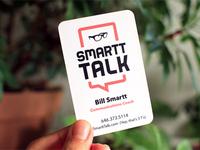 SmarttTalk Business Card