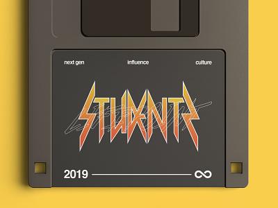 Lifepoint Students Floppy Disk Mockup graphicdesign logodesign designer branding brand design logo graphic design adobe illustrator typography