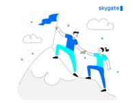 Let's go, startups!