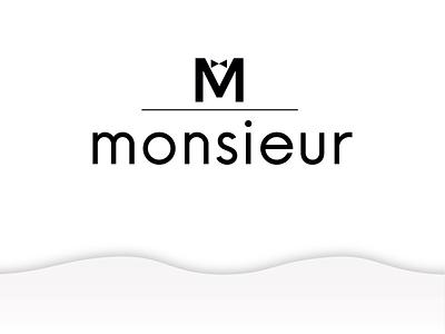 Monsieur Logo Tasarımı logo tasarım