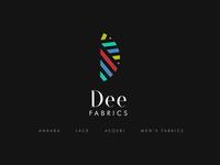 Fashion Store Logo [@_deefabrics]