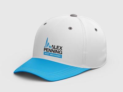 Logo Design for Alex Penning