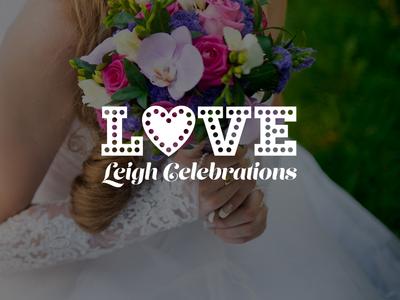 Love Leigh Celebrations Logo
