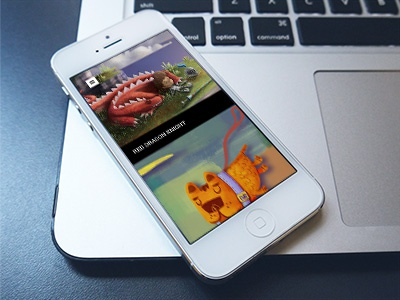 Responsive site look great on mobile app iphone responsive mobile site web design website