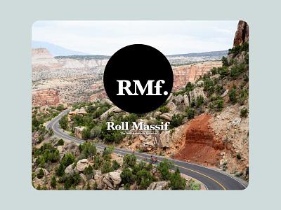 BeneskiDesign RollMassif WEB BANNER digital advertising print design branding design