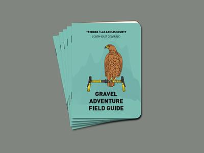 BeneskiDesign Gravel Guide Cover magazine design book design digital advertising illustration print design branding design