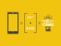 Nokia Lumia 1020 + 41MP Zeiss