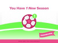 New Season Kicks Off!
