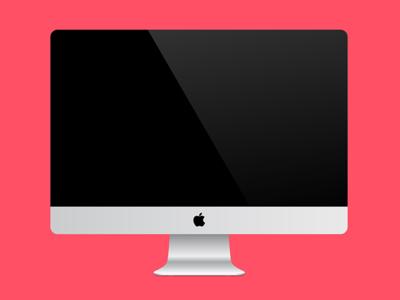Vector iMac