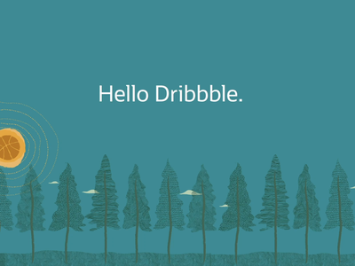 Hello Dribbble / Oracle Design