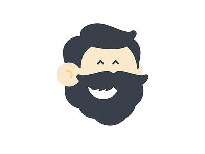 Say Hi to the new Beardyman typeform beardyman mascot