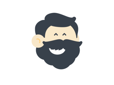 Say Hi to the new Beardyman typeform beardyman mascot