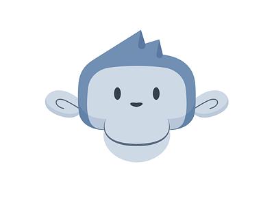 Monkey Mascot monkey quesabesde mascot photgraphy website