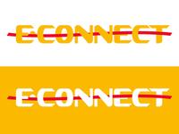 E-Connect Custom Lettering