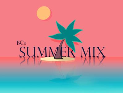 Music Mix-Tape Illustration