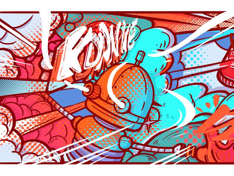 KK Graffiti 插图