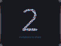 CLOSED - 2 Dribbble Invites Giveaway