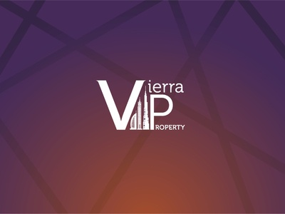 Vierra Property Logo (Dec '13) | GPHX Designs