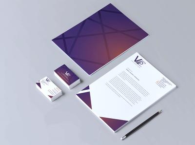 Vierra Property Stationery (Dec '13) | GPHX Designs