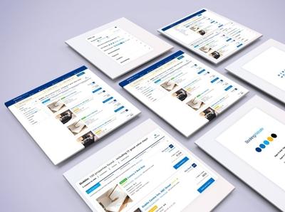 BookingWebsite UI Toolkit (Figma)