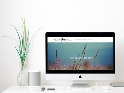 Joel Wilson Realtor | Website Design