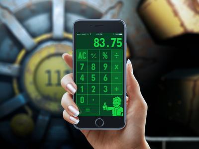 Vault 111 Calculator App