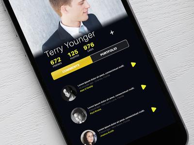 Model User Profile