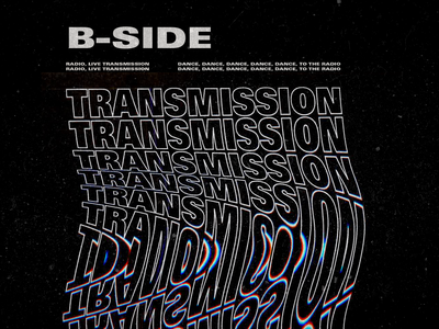 Transmission poster texture