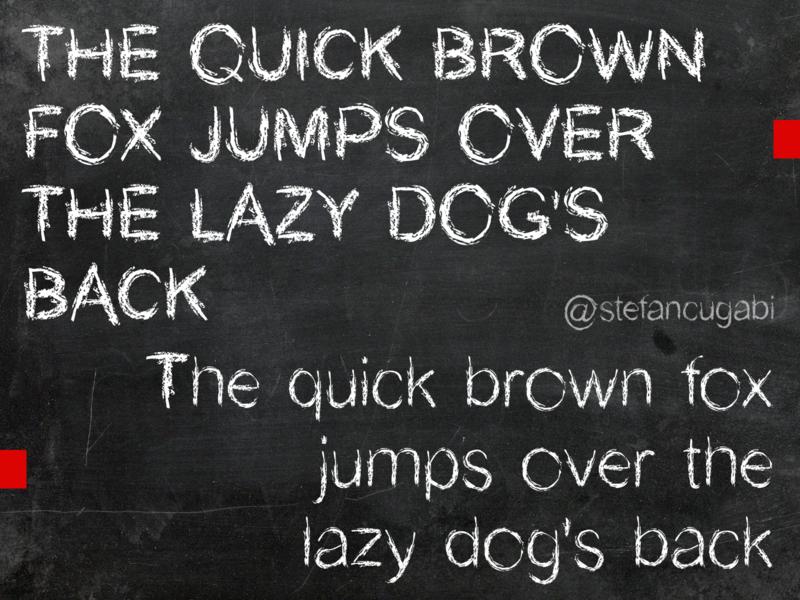Chalk-y typeface OTF work in progress bold otf texture type design font design chalk lettering fontself font vector handmade type typography design
