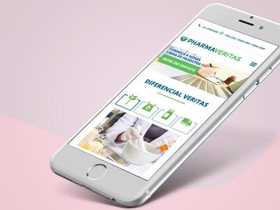Mobile Veritas Website