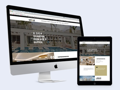 Website Vitale