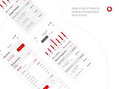 Vodafone | Manage your bills