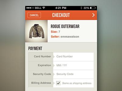 Satsuma app icon ios india bangalore iphone shopping app ui design psd gui