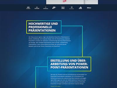 Website-Redesign interface ui ux nui website webdesign information data dark