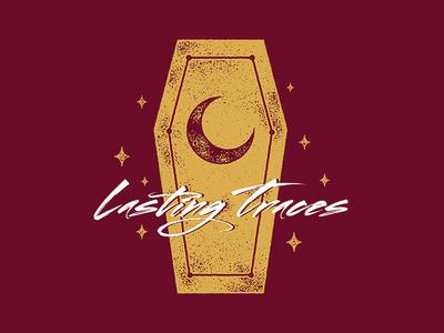 Coffin Illustration lasting traces lastingtraces moon coffin illustration
