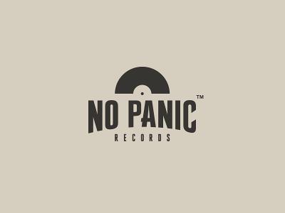 A little something… label logo label music logo vinyl identity branding logo design logo