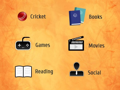 Download Free High Quality Icons Set icons free icons books cricket movies games social reading simply high-quality psd file