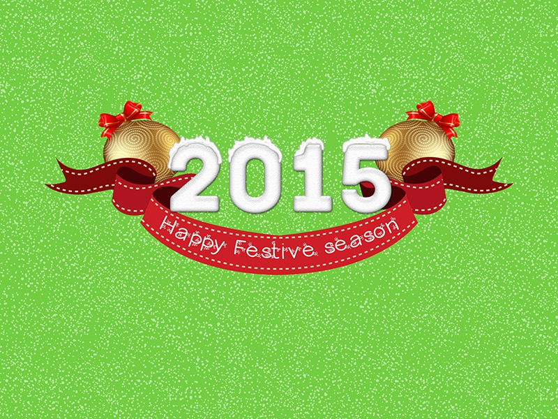 Free Happy New Year 2015 Wallpaper Pack by Kashif Mehmood