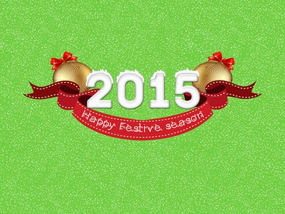 Free Happy New Year 2015 Wallpaper Pack