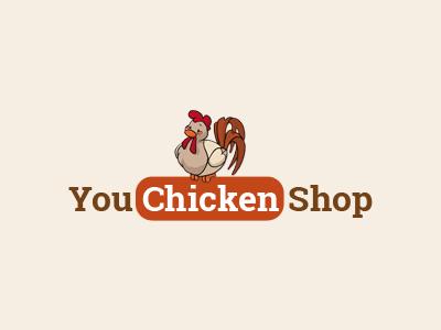 You Chicken Shop Logo