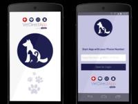 Vetdirectapp Mobile App Design
